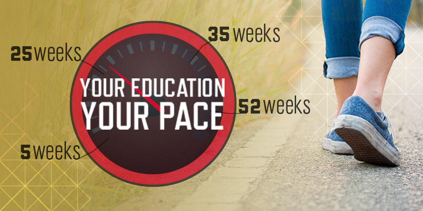 Your Education, Your Pace