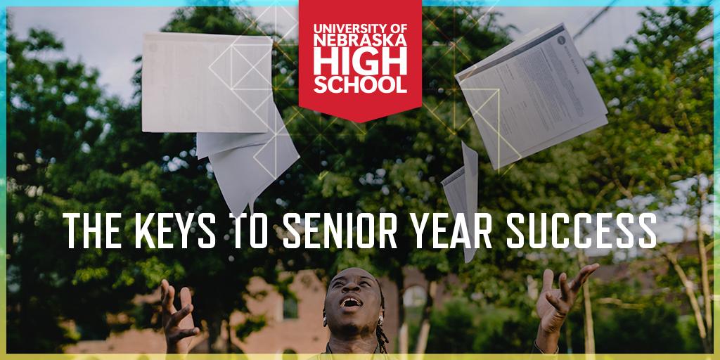 The Keys to Senior YearSuccess